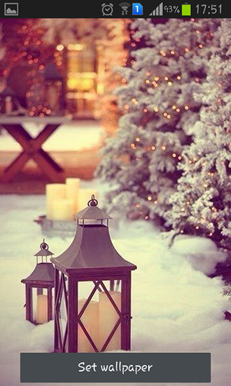 Beautiful Winter Live Wallpaper For Android Free Download Tablet And Phone