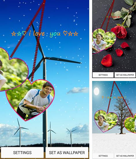 In addition to live wallpaper Garden birds for Android phones and tablets, you can also download Best couple for free.