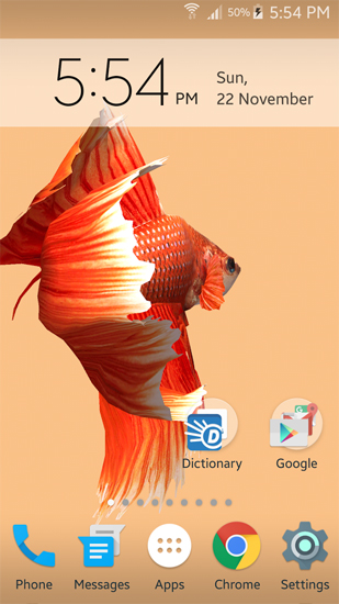Betta Fish 3d Live Wallpaper For Android Betta Fish 3d Free