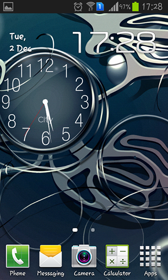 Download livewallpaper Black clock for Android. Get full version of Android apk livewallpaper Black clock for tablet and phone.