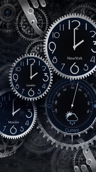 Download Black Clock - livewallpaper for Android. Black Clock apk - free download.