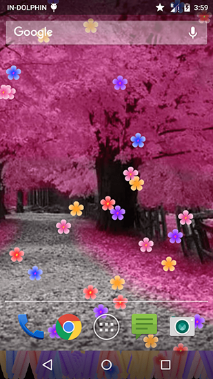 Download livewallpaper Blossom for Android. Get full version of Android apk livewallpaper Blossom for tablet and phone.