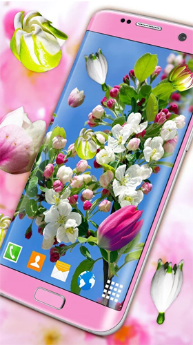 Download Blossoms 3D - livewallpaper for Android. Blossoms 3D apk - free download.