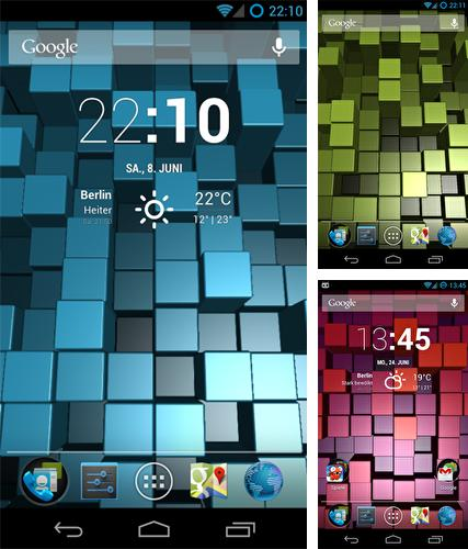 Download live wallpaper Blox by Fabmax for Android. Get full version of Android apk livewallpaper Blox by Fabmax for tablet and phone.