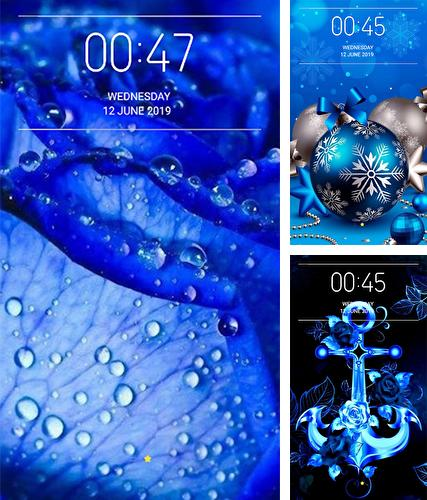 Download live wallpaper Blue by Niceforapps for Android. Get full version of Android apk livewallpaper Blue by Niceforapps for tablet and phone.