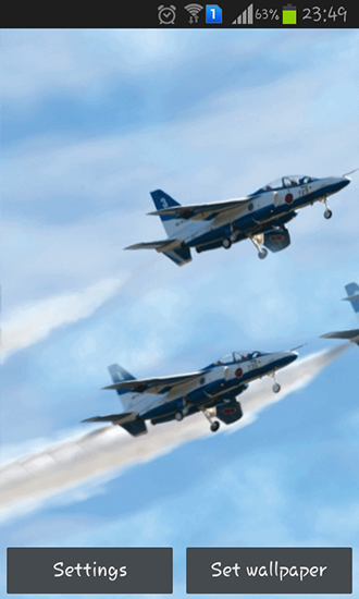 Download livewallpaper Blue impulse for Android. Get full version of Android apk livewallpaper Blue impulse for tablet and phone.