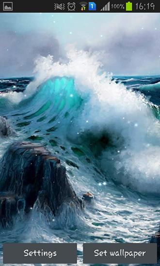 Живые Обои На Андроид Океан