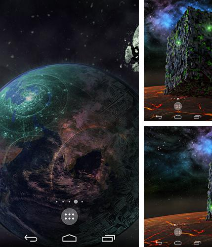 Download live wallpaper Borg sci-fi for Android. Get full version of Android apk livewallpaper Borg sci-fi for tablet and phone.
