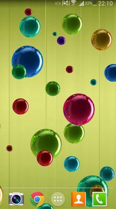 Bubble F 252 R Android Kostenlos Herunterladen Live Wallpaper