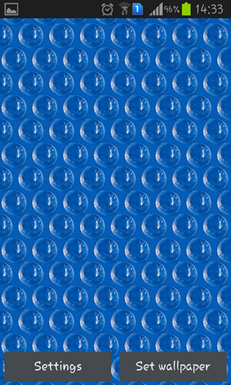 Download Bubble wrap - livewallpaper for Android. Bubble wrap apk - free download.