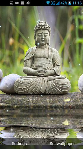 Buddha Live Wallpaper For Android Free Download Tablet