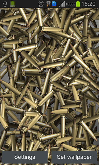 Download Bullet - livewallpaper for Android. Bullet apk - free download.