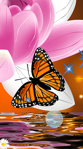 Butterflies By Fantastic Live Wallpapers Live Wallpaper For Android Butterflies By Fantastic Live Wallpapers Free Download For Tablet And Phone