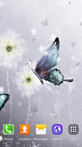 Téléchargement gratuit de Butterfly by Free Wallpapers and Backgrounds pour Android.