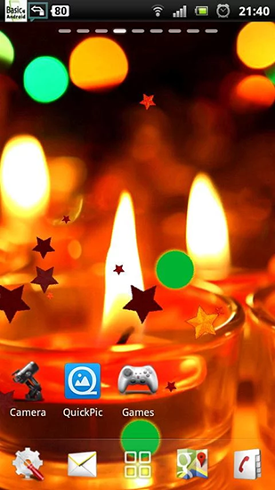 Screenshots von Candle für Android-Tablet, Smartphone.