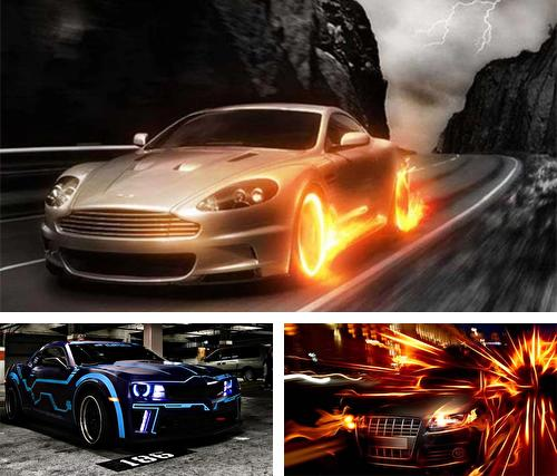 Car auto transformer live wallpaper for android. Car auto.