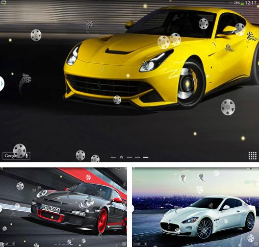 Cars Live Wallpaper For Android Cars Free Download For Tablet And