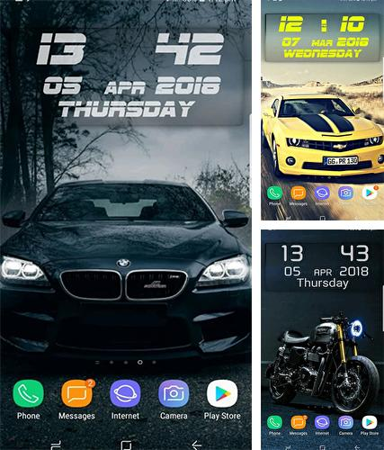 Download live wallpaper Cars and bikes HD for Android. Get full version of Android apk livewallpaper Cars and bikes HD for tablet and phone.