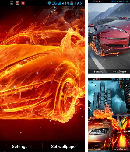 Baixe o papeis de parede animados Cars on fire para Android gratuitamente. Obtenha a versao completa do aplicativo apk para Android Cars on fire para tablet e celular.