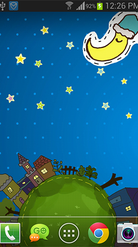 Download Cartoon city - livewallpaper for Android. Cartoon city apk - free download.