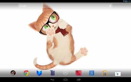Download Cat HD - livewallpaper for Android. Cat HD apk - free download.