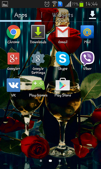 Download Champagne - livewallpaper for Android. Champagne apk - free download.