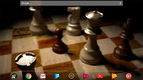 Screenshots von Chess 3D für Android-Tablet, Smartphone.
