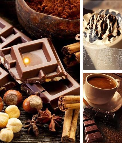 Chocolate And Coffee Na Android Skachat Besplatno Zhivye Oboi Dlya