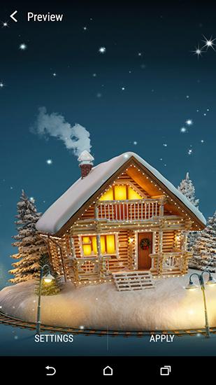 Live Wallpaper Weihnachten.Christmas 3d By Wallpaper Qhd Fur Android Kostenlos