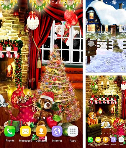 Download live wallpaper Christmas by Appspundit Infotech for Android. Get full version of Android apk livewallpaper Christmas by Appspundit Infotech for tablet and phone.