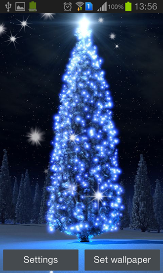 Kostenloses Android-Live Wallpaper Weihnachten. Vollversion der Android-apk-App Christmas by Hq awesome live wallpaper für Tablets und Telefone.