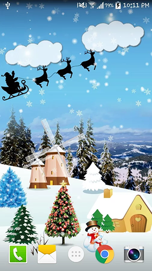 Download livewallpaper Christmas by Live wallpaper hd for Android. Get full version of Android apk livewallpaper Christmas by Live wallpaper hd for tablet and phone.
