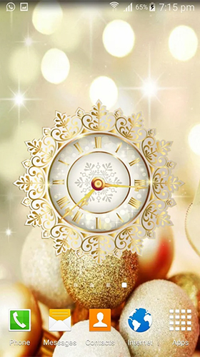 Download Christmas: Clock by Appspundit Infotech - livewallpaper for Android. Christmas: Clock by Appspundit Infotech apk - free download.