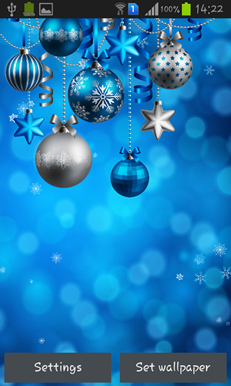 Christmas Decorations Live Wallpaper For Android Christmas