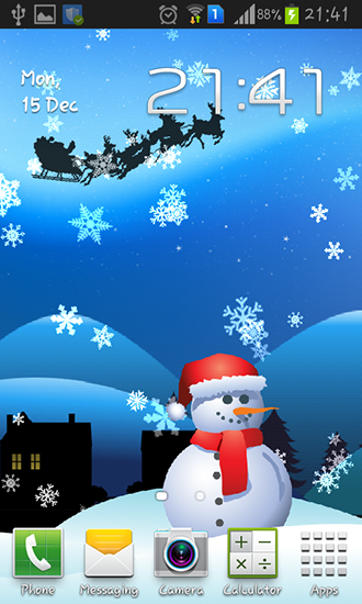 Download livewallpaper Christmas magic for Android. Get full version of Android apk livewallpaper Christmas magic for tablet and phone.