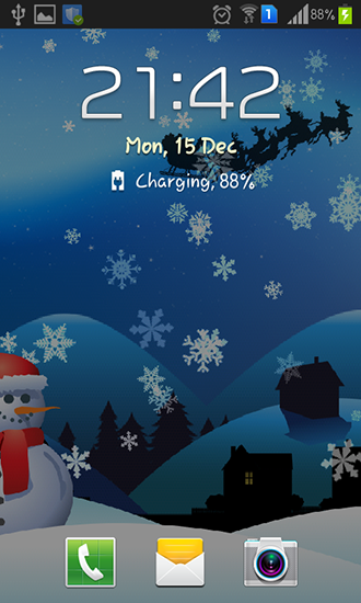 Capturas de pantalla de Christmas magic para tabletas y teléfonos Android.