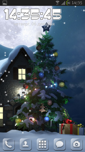 Download livewallpaper Christmas moon for Android. Get full version of Android apk livewallpaper Christmas moon for tablet and phone.