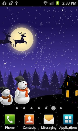 Download Christmas: Moving world - livewallpaper for Android. Christmas: Moving world apk - free download.