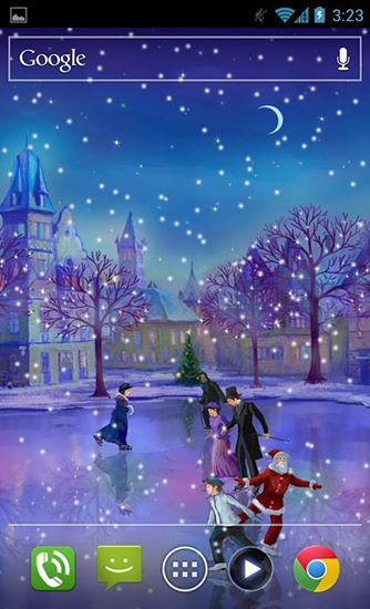 Download livewallpaper Christmas rink for Android. Get full version of Android apk livewallpaper Christmas rink for tablet and phone.