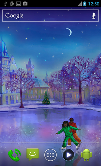 Download Christmas rink - livewallpaper for Android. Christmas rink apk - free download.