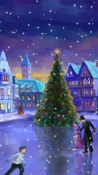 Christmas rink by 7art Studio - download free live wallpapers for Android. Christmas rink by 7art Studio full Android apk version for tablets and phones.