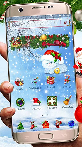 Download livewallpaper Christmas Santa for Android. Get full version of Android apk livewallpaper Christmas Santa for tablet and phone.