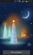 Christmas snow - download free live wallpapers for Android. Christmas snow full Android apk version for tablets and phones.