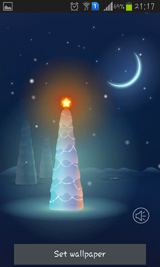 Download Christmas snow - livewallpaper for Android. Christmas snow apk - free download.