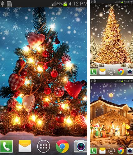 Download live wallpaper Christmas snow by live wallpaper HongKong for Android. Get full version of Android apk livewallpaper Christmas snow by live wallpaper HongKong for tablet and phone.