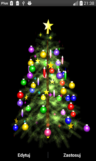 Christmas tree 3D by Zbigniew Ross