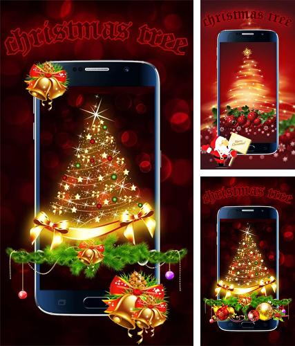 Christmas Tree By Live Wallpapers Studio Theme Pour Android