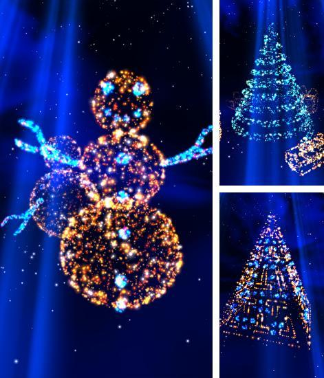 Live Wallpaper Weihnachten.Christmas Fur Android Kostenlos Herunterladen Live