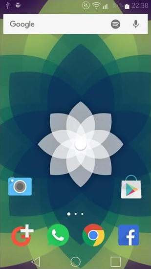 Download Chrooma Float - livewallpaper for Android. Chrooma Float apk - free download.