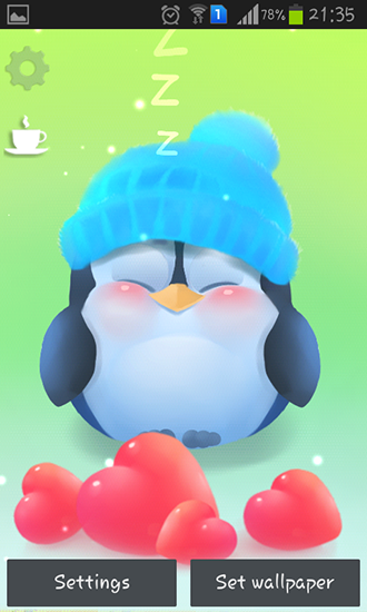 Download livewallpaper Chubby penguin for Android. Get full version of Android apk livewallpaper Chubby penguin for tablet and phone.